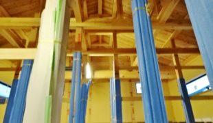 自然素材、熟練職人、墨付け、手刻み、木組み、」手仕事木造住宅11,23