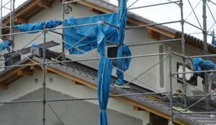 自然素材、創る、健康木造住宅、外壁漆喰仕上げ12、10