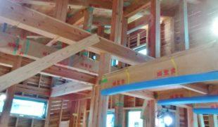 自然素材のお家に住める幸せ感じる熟練職人が墨付け、手刻み、木組み創る健康木造住宅12,11