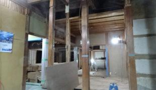 自然素材で創る古民家再生熟練大工墨付け手刻み木組み創る健康木造住宅2,18