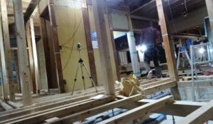 自然素材、古民家改修、手刻み木組み創るテレワーク対応健康住宅2,22