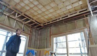 自然素材、無垢材、古民家再生、手刻み木組み創るテレワーク対応住宅3,09