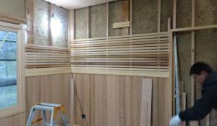 自然素材で創る古民家再生、深呼吸、木の香り、テレワーク対応住宅3,13